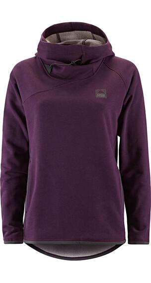 Klättermusen Falen sweater violet
